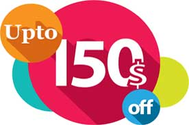 Up To $150 Off!