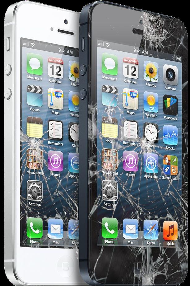 IPhone Repairing & damaged
