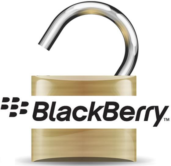 Unlocking BlackBerry